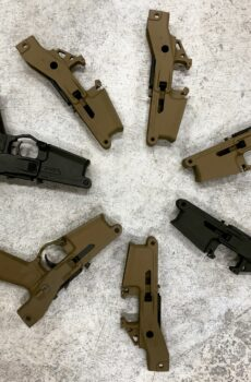 Lower Receiver and Parts